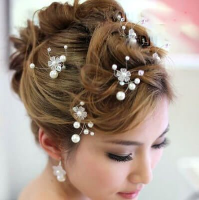Wedding hairpin